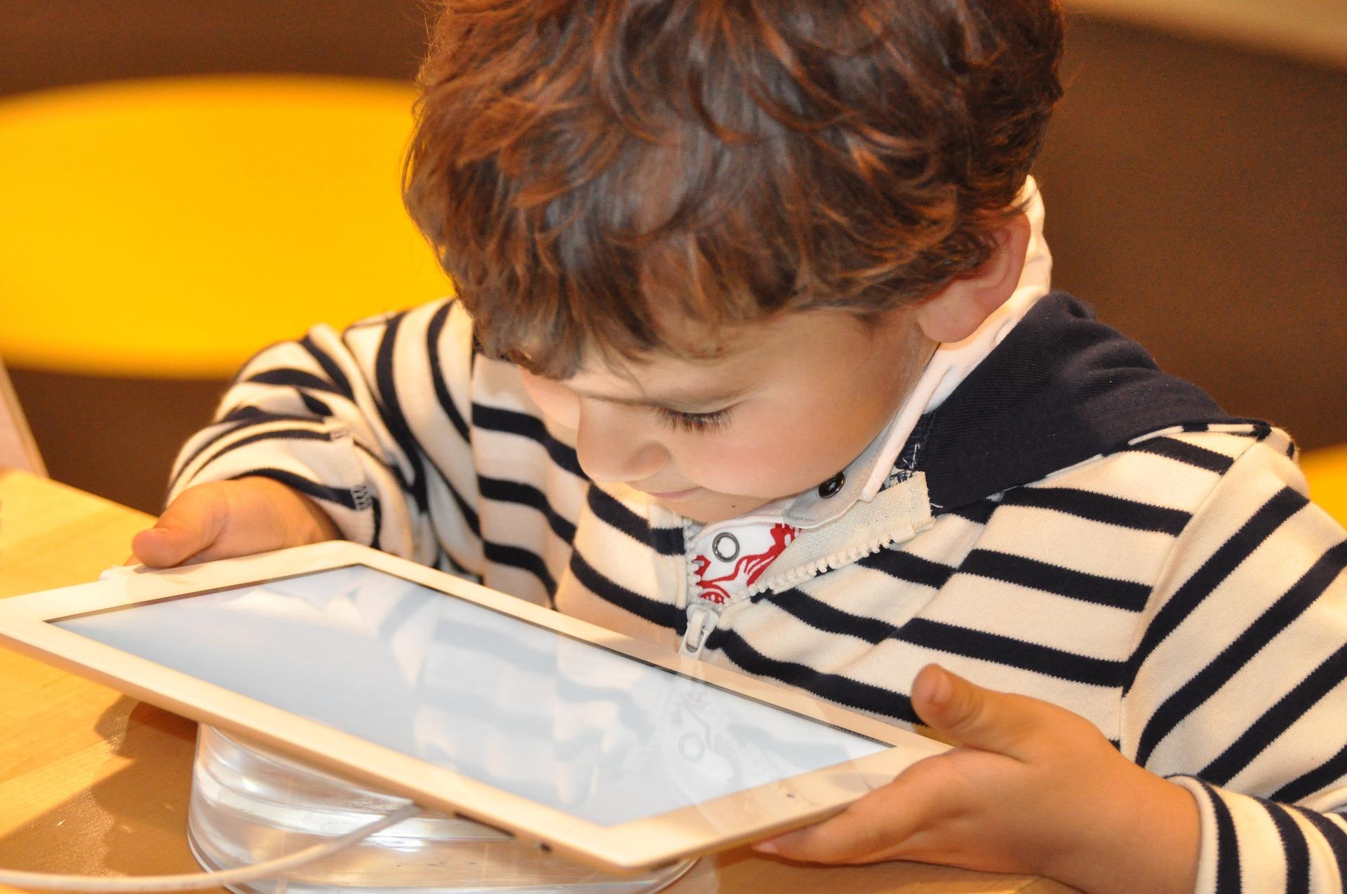 Kids tech savvy