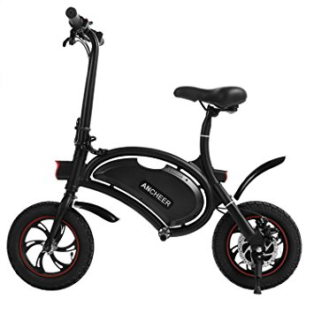 Ancheer E-Bike Scooter Groove Management