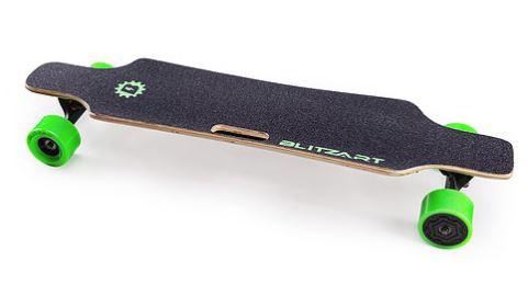 Blitzart Electric Skateboard Groove Management