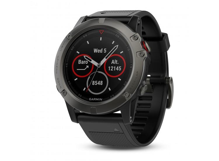 Garmin Fenix 5x Watch Groove Management