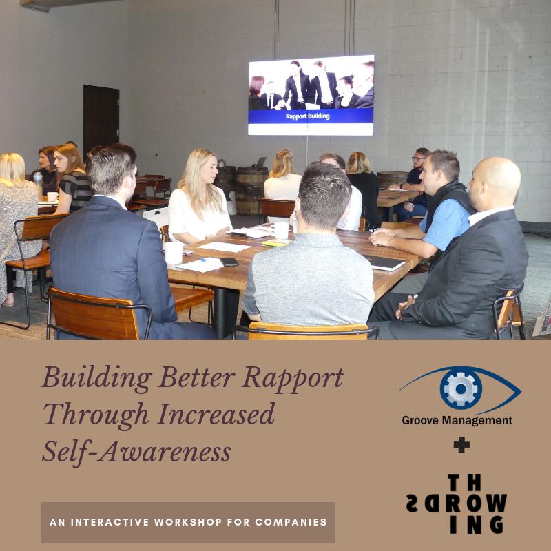 Rapport Building Workshop