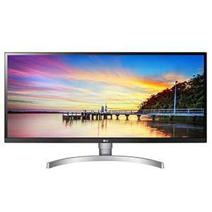 "LG 34"" UltraWide Monitor"