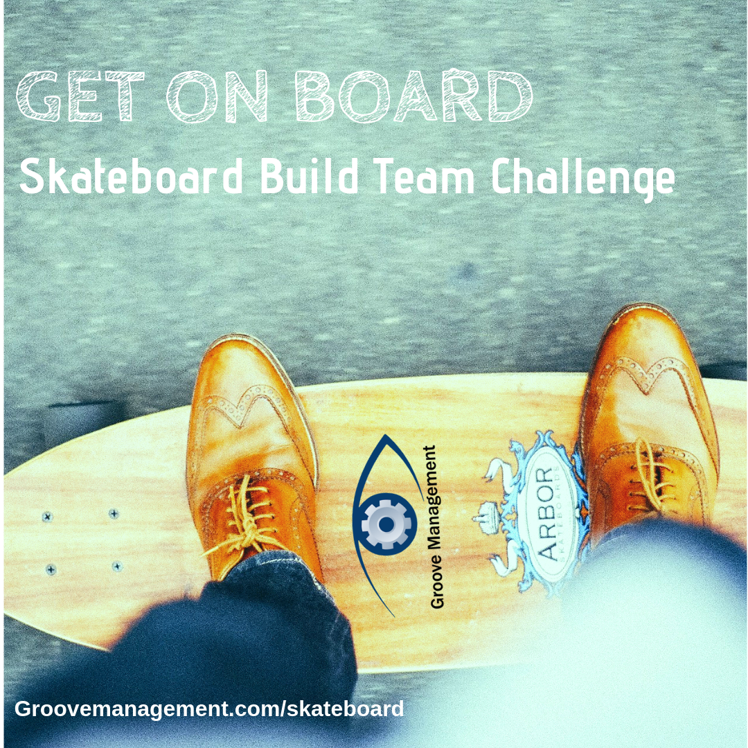 Get On Board Skateboard Building Challenge