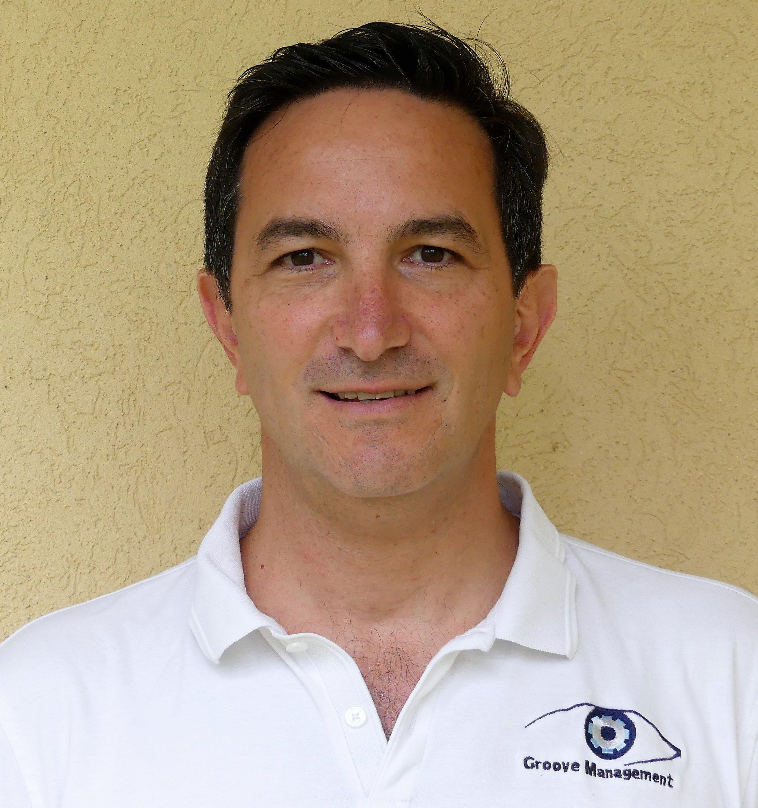 Brian Formato Headshot