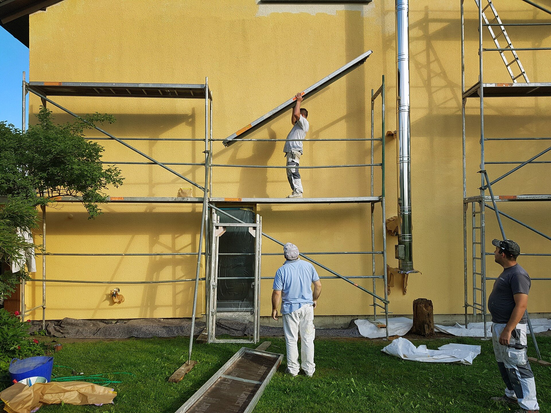 Create a stronger foundation with a career scaffold versus a ladder