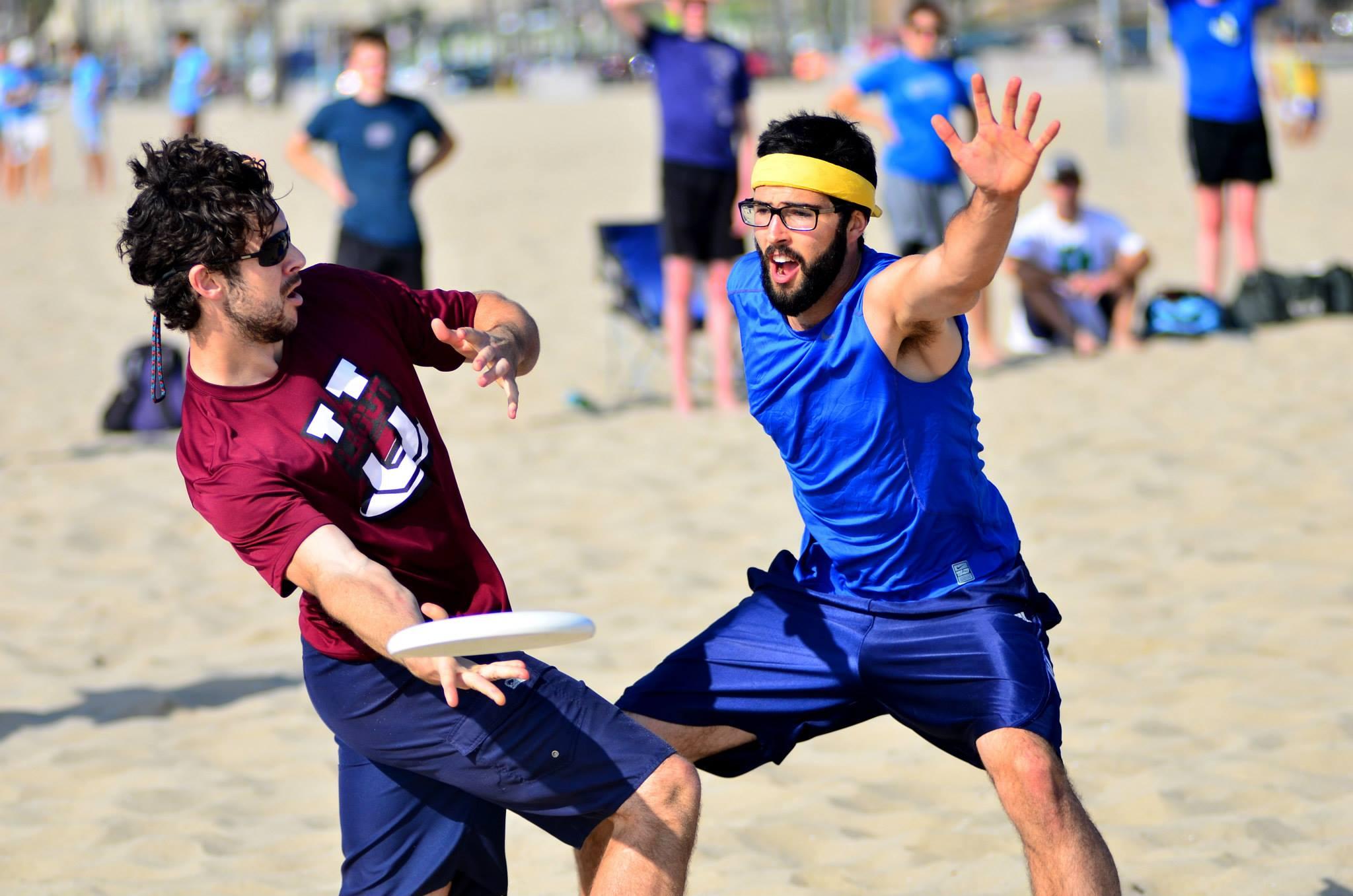 Santa Monica Beach League: Team Elixir