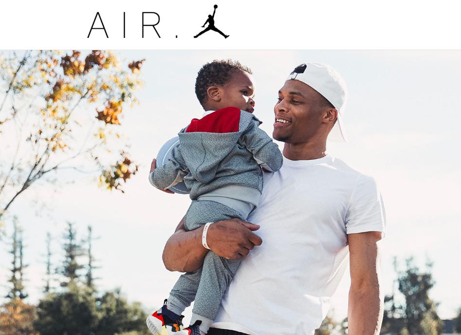 Air Jordan: From Russ
