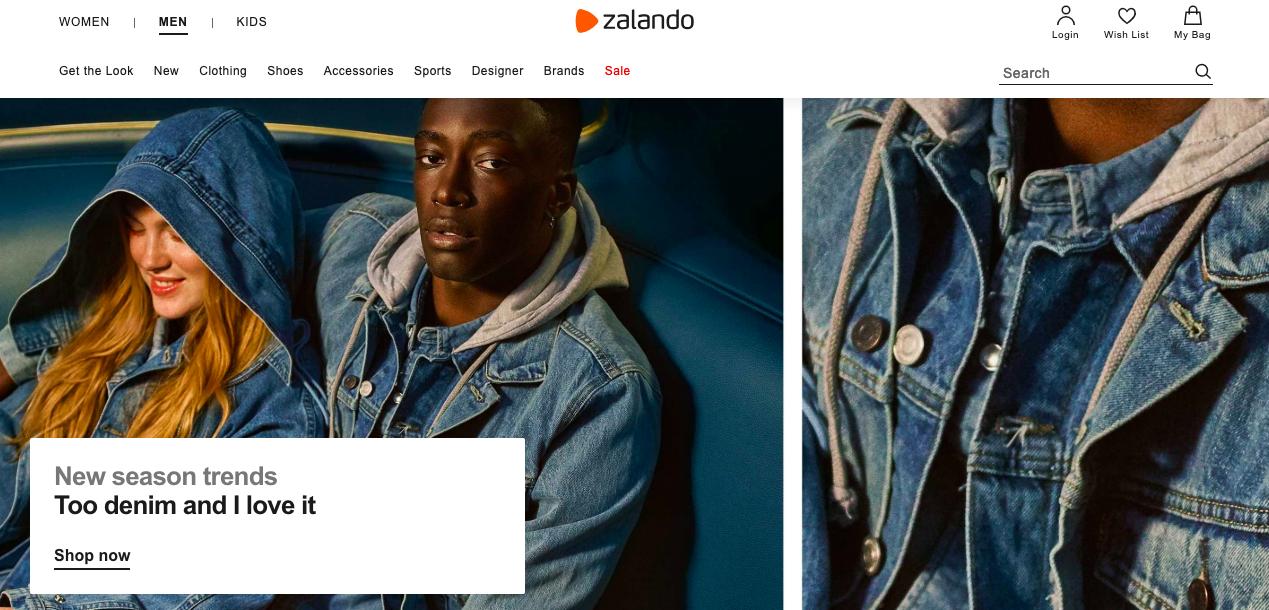 Zolando Campaign