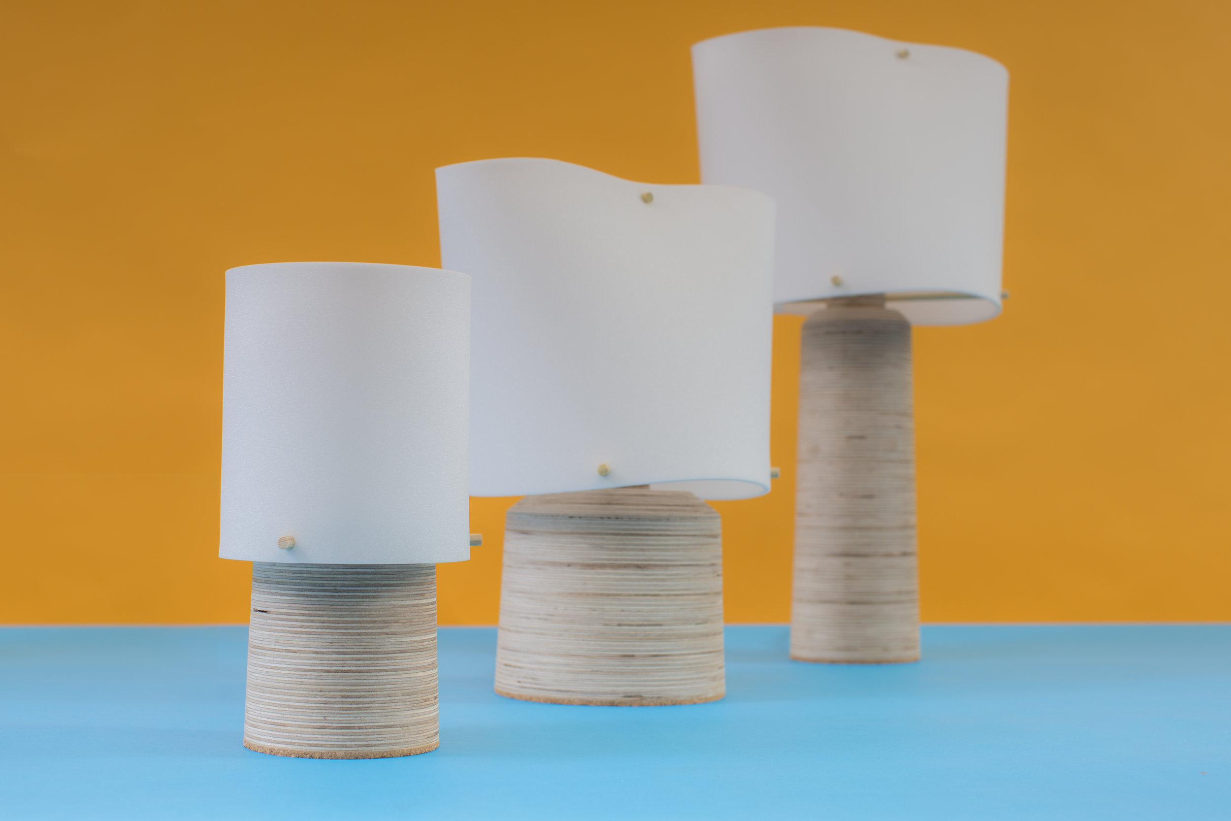 The Hands Collection Table Lamps (Image 3)