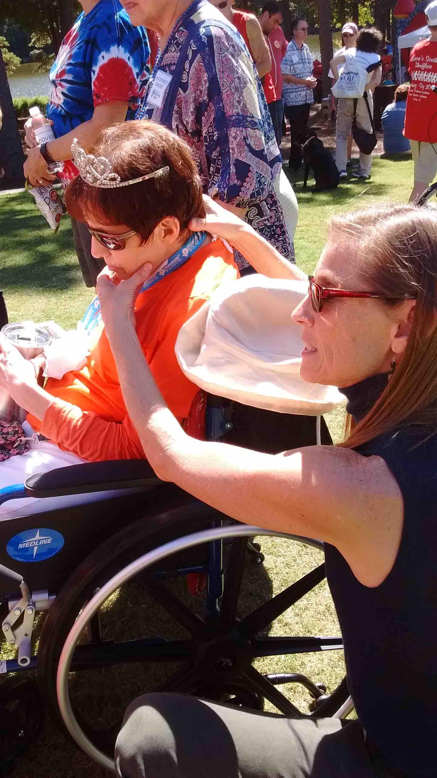 Poise on Wheelchair-Shellie Cash.jpg