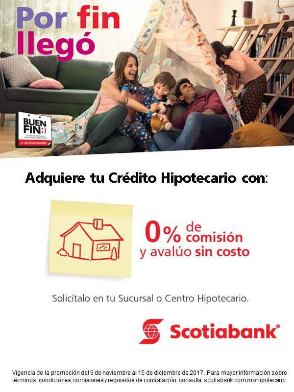 Aprovecha nuestra alianza con Scotiabank este Buen Fin