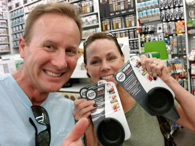 Some happy customers right there! Find your Spoon Buddy at a Bed Bath and Beyond near you! Link is in the bio #homecooking #bedbathandbeyond #crockpot #kitchen #kitchengadgets #cooking #need #want #shopping