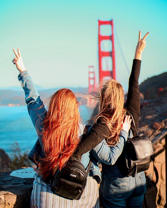 There's nothing like summer in the city. 📷: @escapebyreza  #sanfrancisco #california #goldengatebridge #goldengate #🌁 #vsco #vscocam #lightroom #roadtrip #travel #wanderlust #bayarea #californiagirls #imalifestylebloggernow