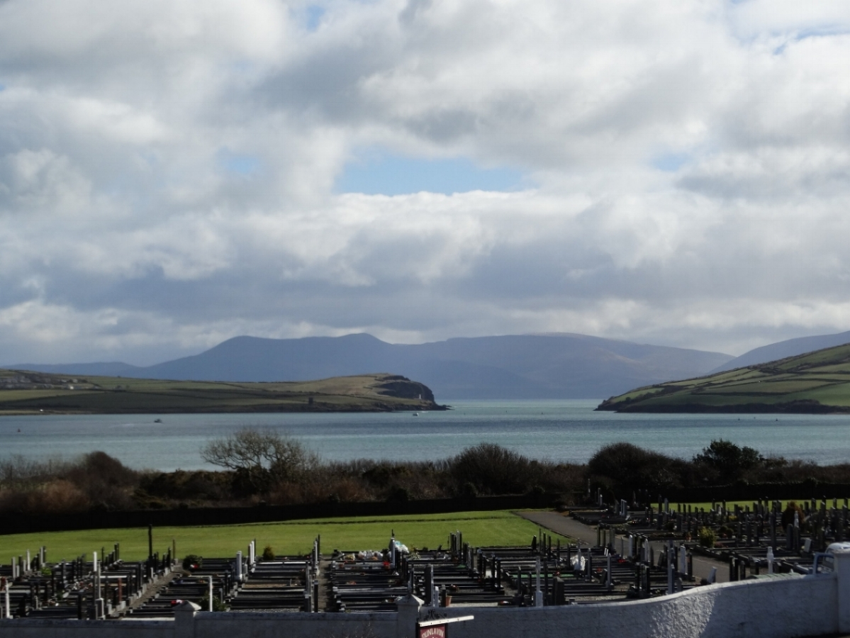 View of Dingle Bay