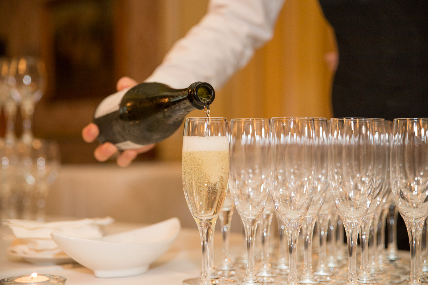 Champagne events