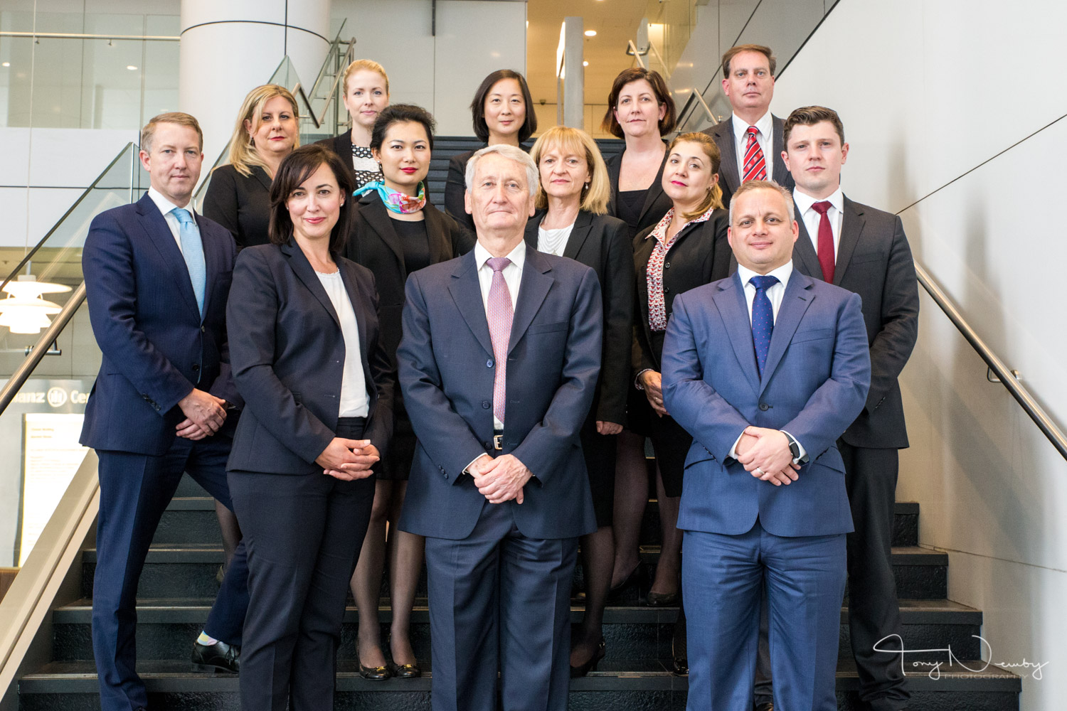 Entire team,group or organisation photos for business organisations and corporations