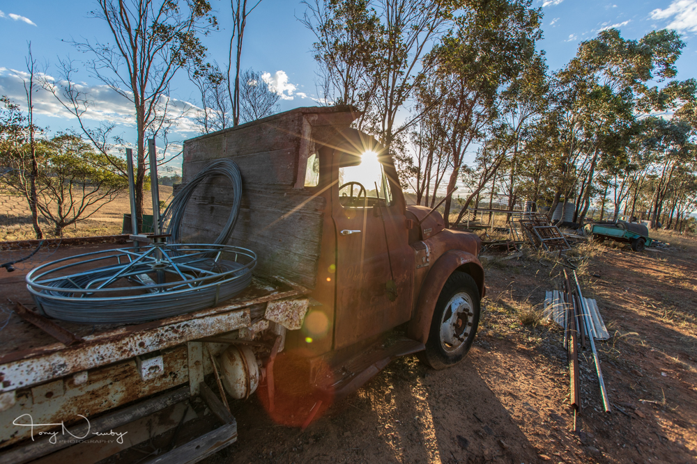 Yarraglen Homestead old truck.jpg
