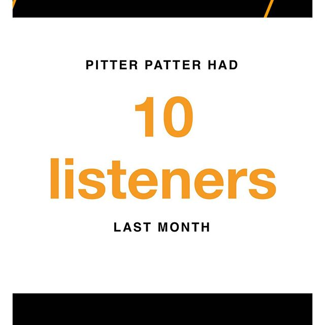 !🙌🏽Appreciation Post🙌🏽! Shout out to the 10 listeners who believe in what I do. I'm so happy to have even 1 person listening to my music! Much love to y'all and anyone else who've supported me over the years. I'm cooking up some new stuff in my brain and I'm sure you'll hear about it at some point in time. Anyway! Happy October 🎃 #musicstreaming #fans #diymusician #shitshard #realms