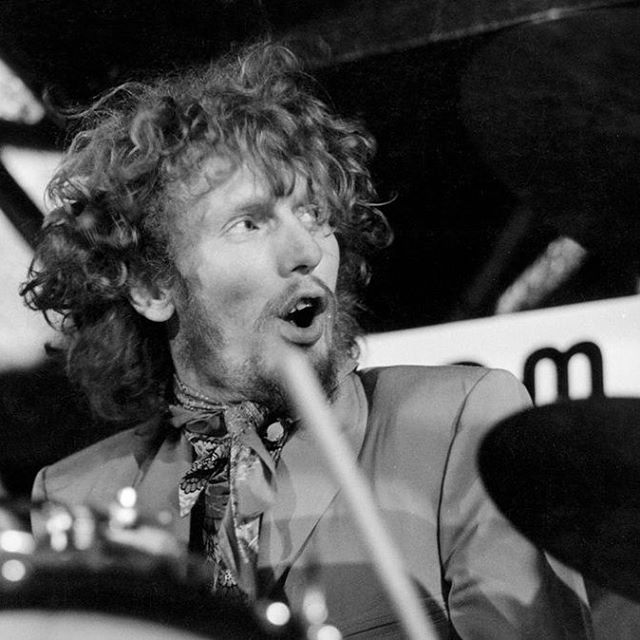 One of the first drummers to ever leave a massive impact on my style and to inspire me to pursue my dreams! RIP Ginger Baker, you were a bad ass and an ass hole but your drum thrashing will live on!  #drummers #dreams #respect #rip