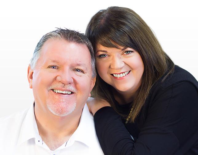 Ps Mark and Michelle, Senior Pastors