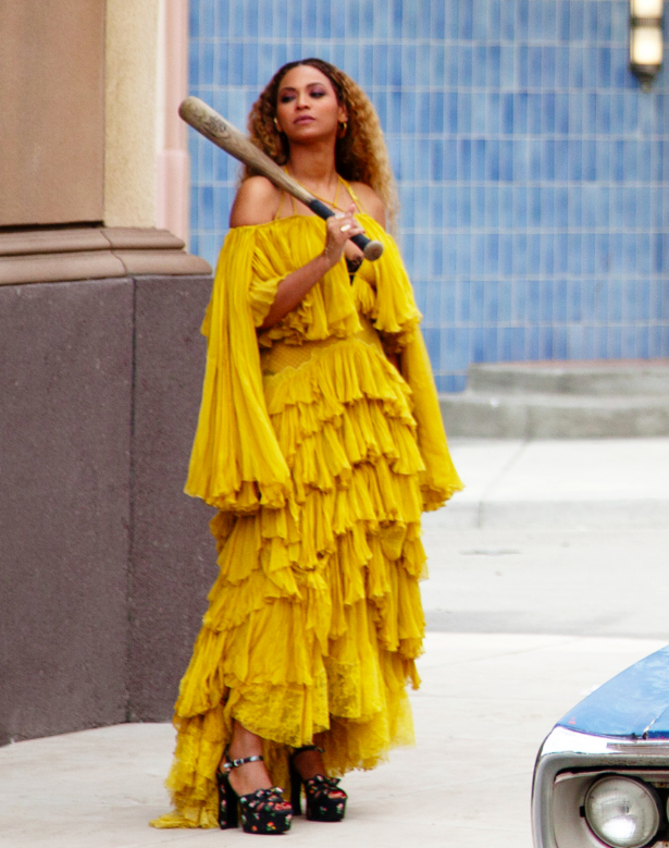 Pic Credit - Beyoncé Lemonade