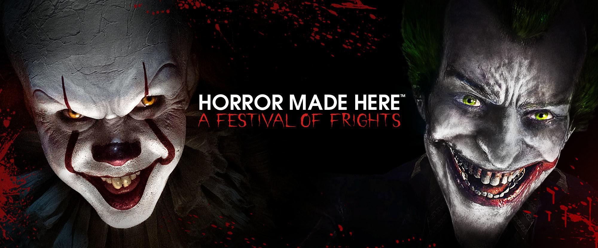 Logo courtesy of Warner Bros. Studios  ( https://www.wbstudiotour.com/horror-made-here )