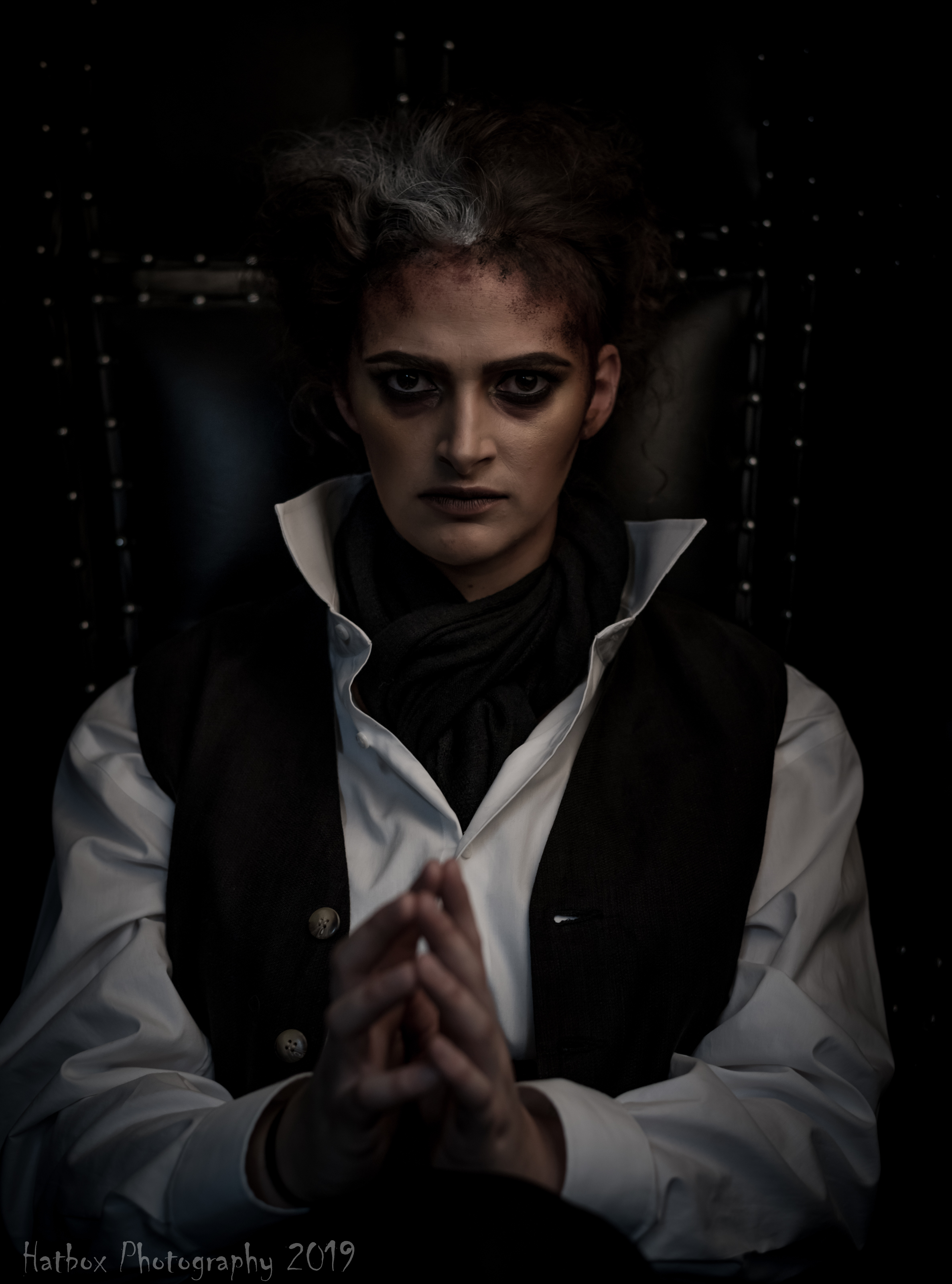 Sweeney Todd - Makeup by Donna Delia Hair by Christina Sanchez