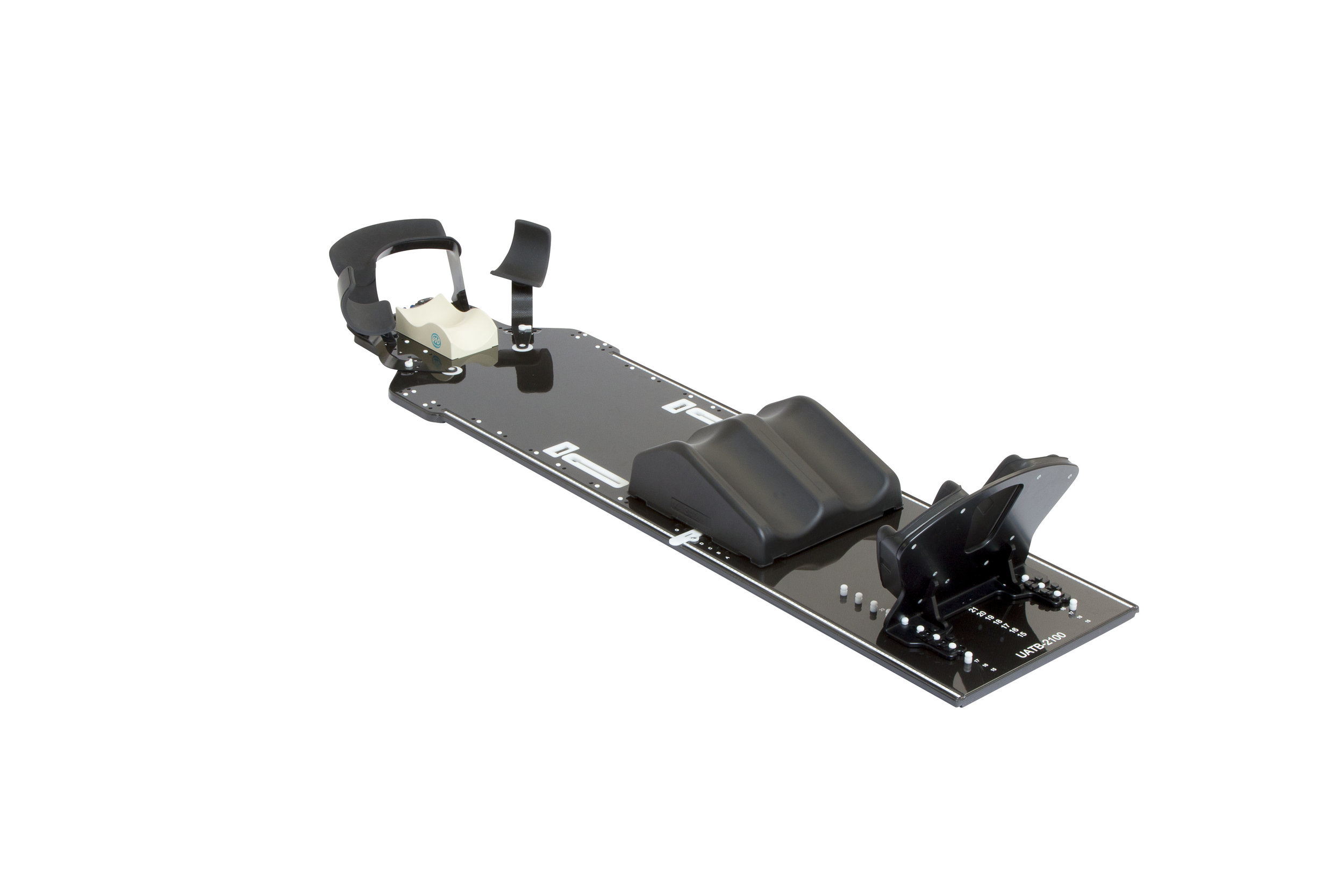 Eliminates the need for a dedicated wing board or thorax board.
