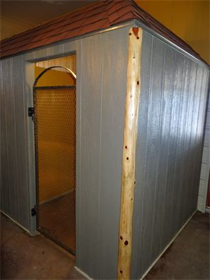 Privacy Kennel