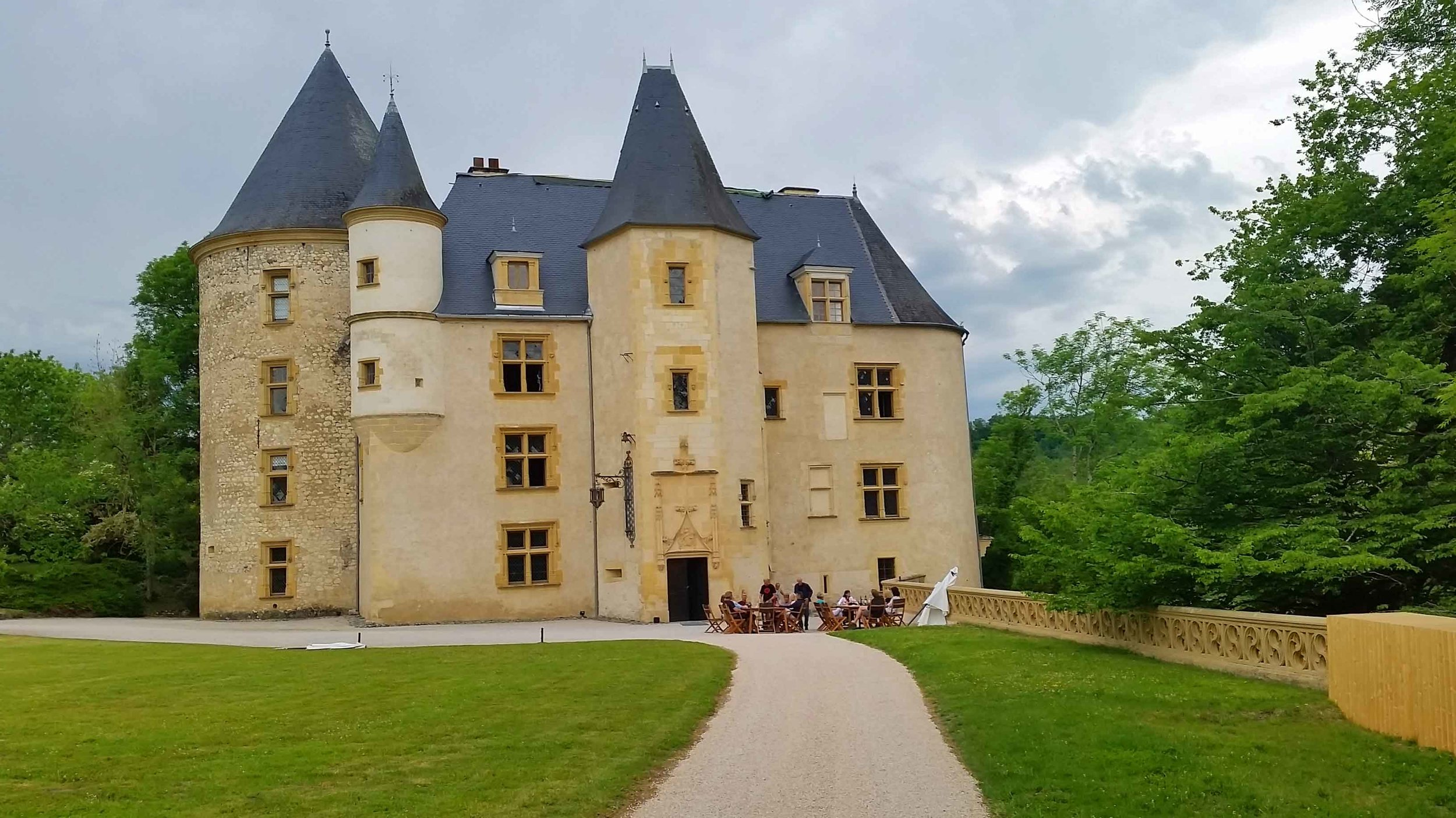 CHATEAU MARTORY - EXPERIENCE A FAIRY TALE VACATION IN A PRIVATE 16TH CENTURY CASTLE IN FRANCE!September 22 - 28, 2020