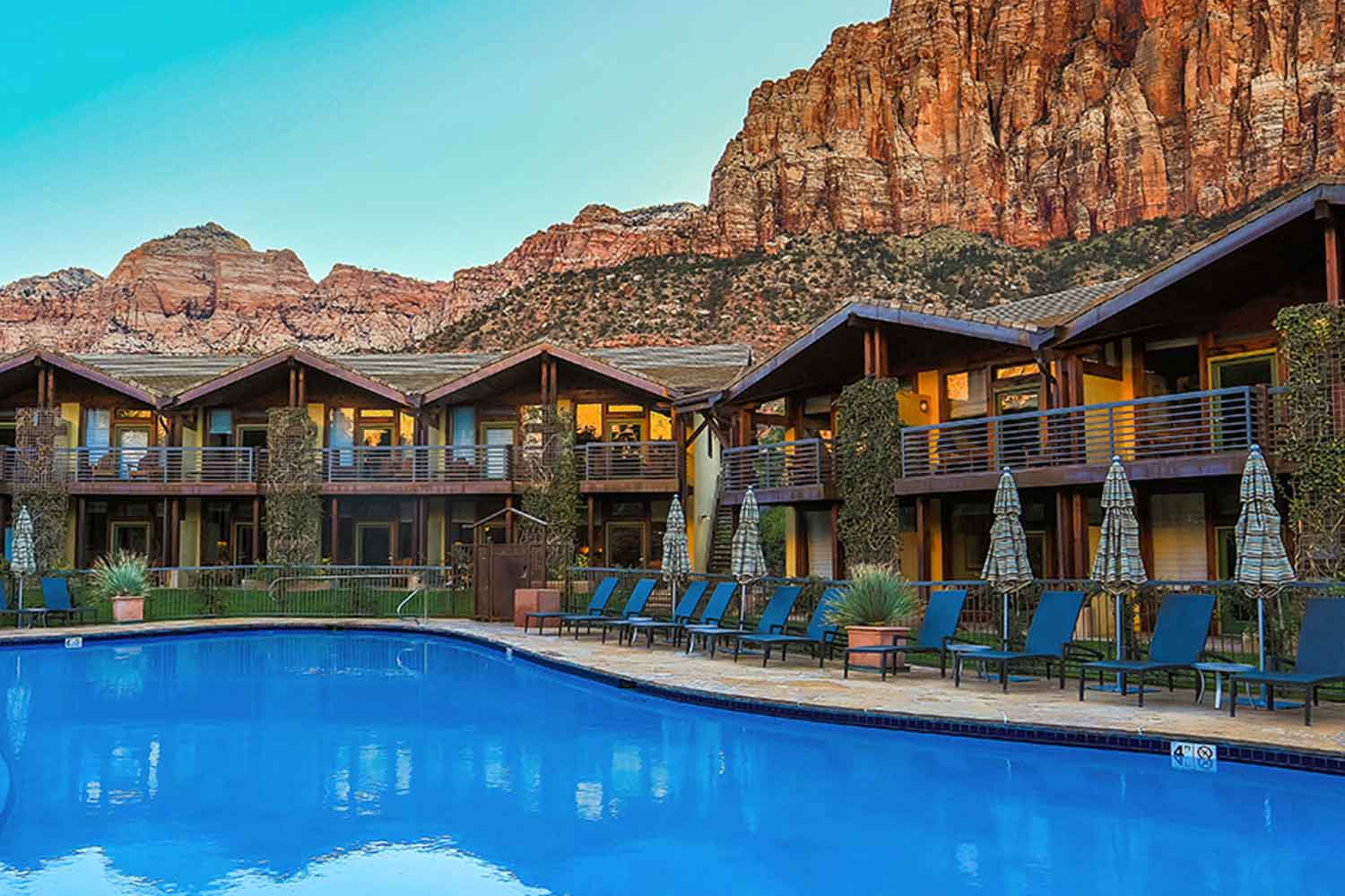 Featured Hotel: Desert Pearl Inn - Springdale, Utah (Two Nights)