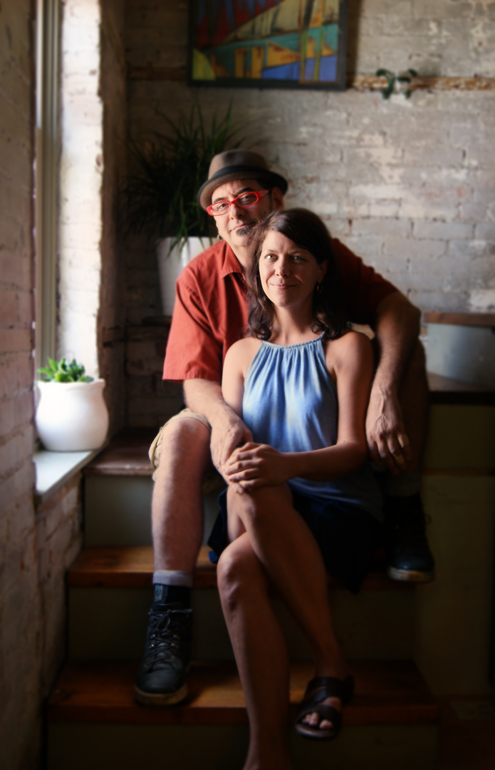 Owners Keith and Melinda Stambaugh