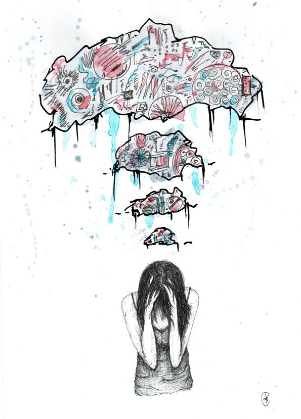 Depression Artwork