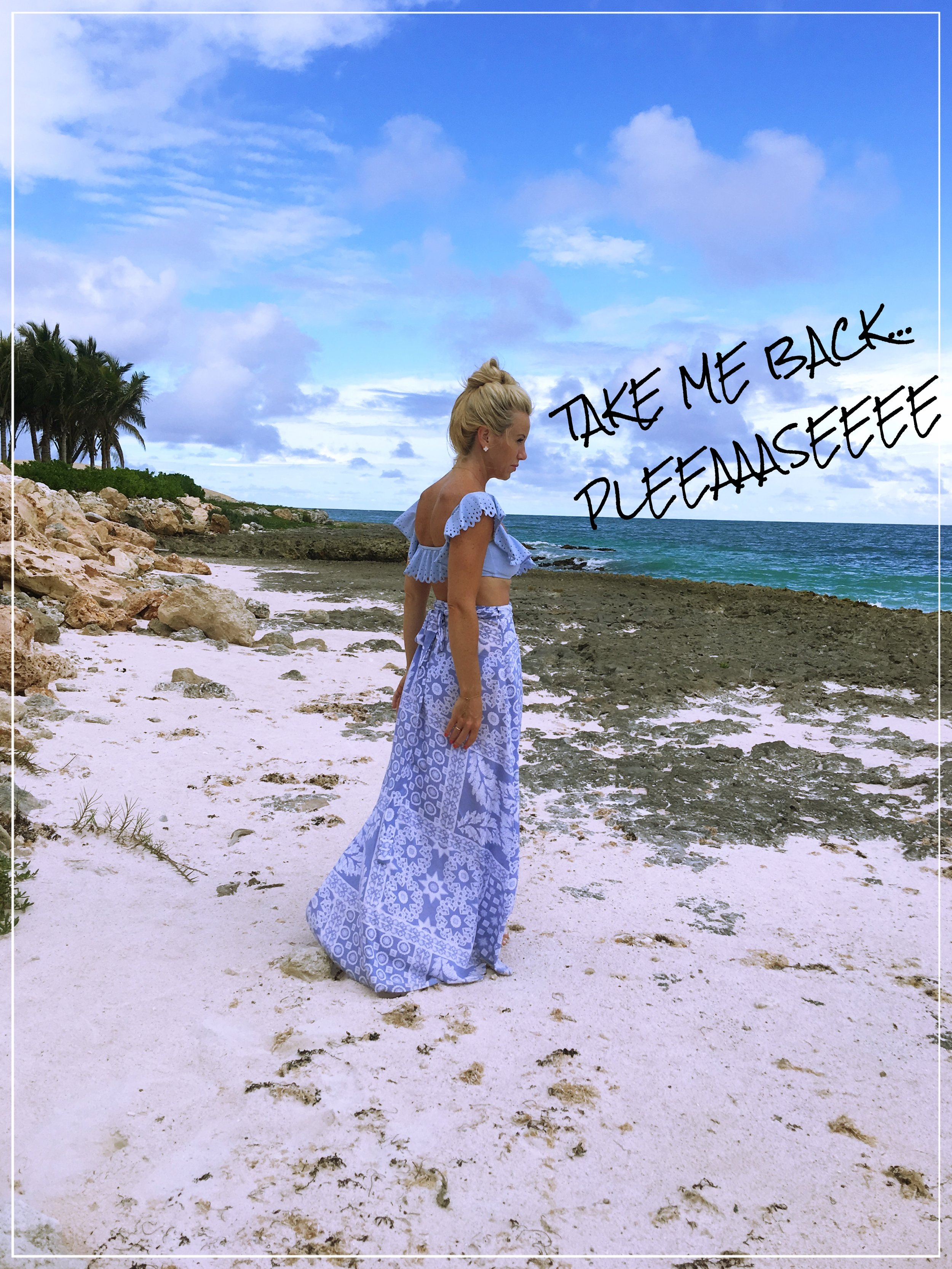 Get this look! Bathing Suit -  Victoria Secret  Surrong-  Gypsy Mermaid
