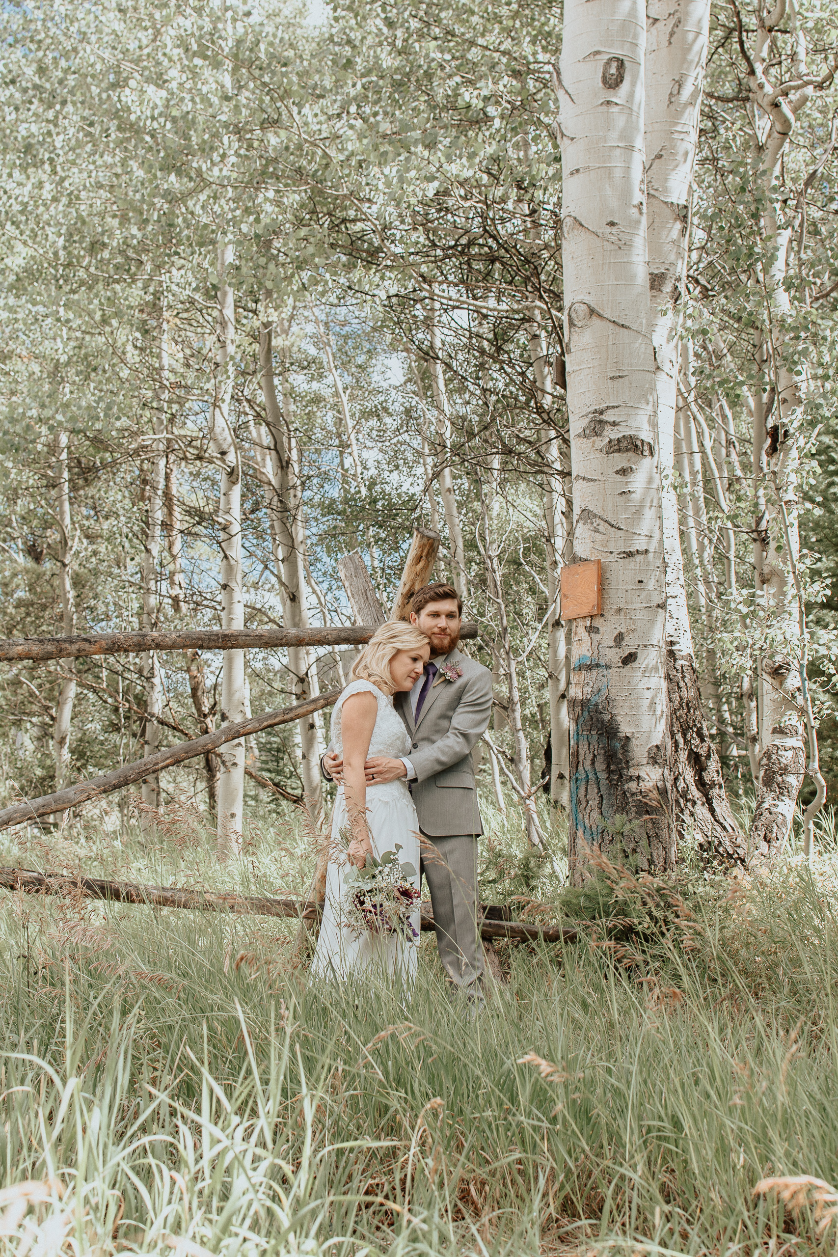 Wedding Photos Snow Mountain Ranch