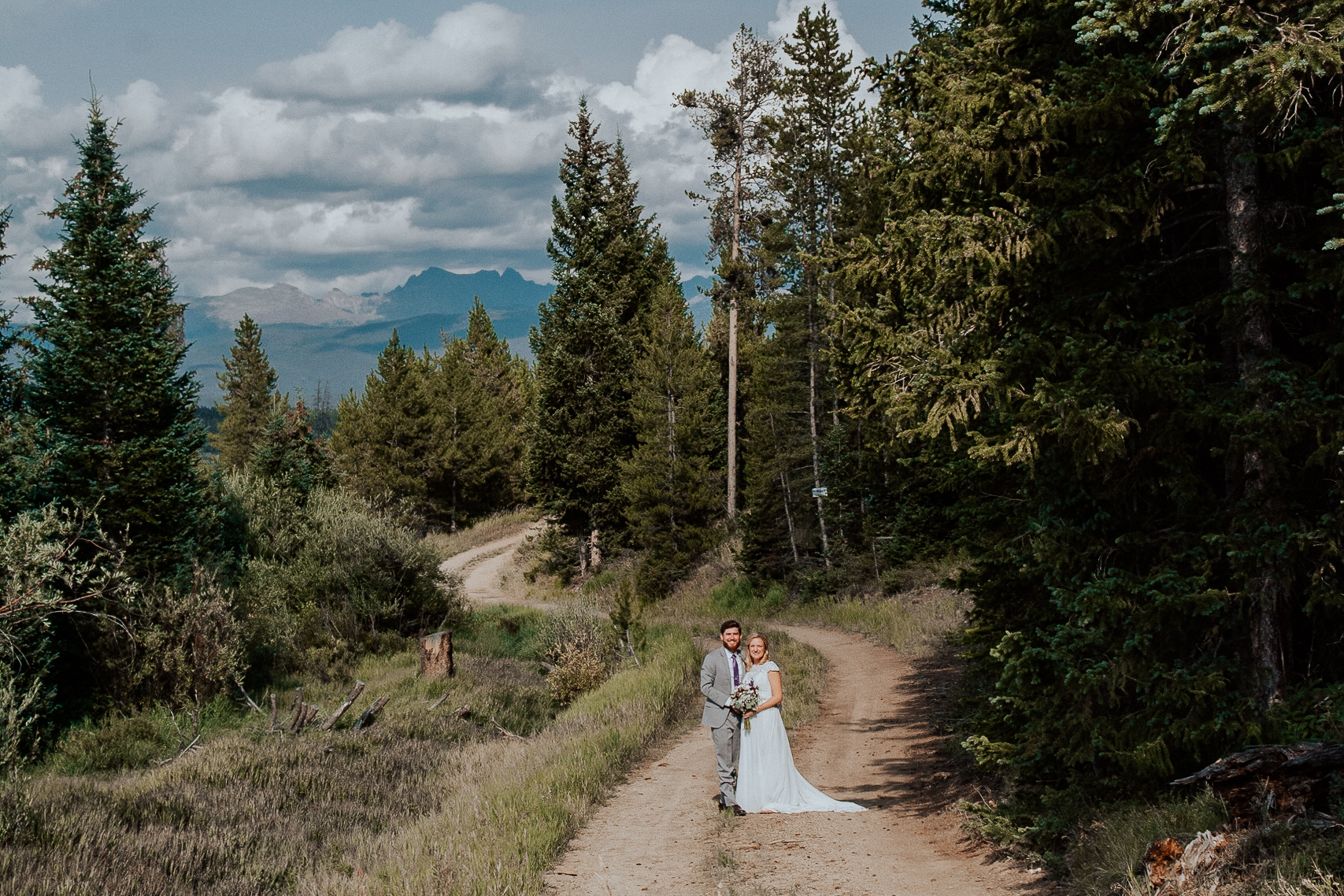 wedding at YMCA of the Rockies