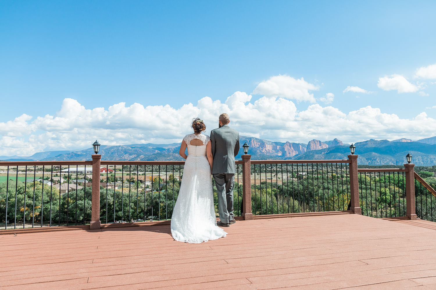 zion national park elopement photography