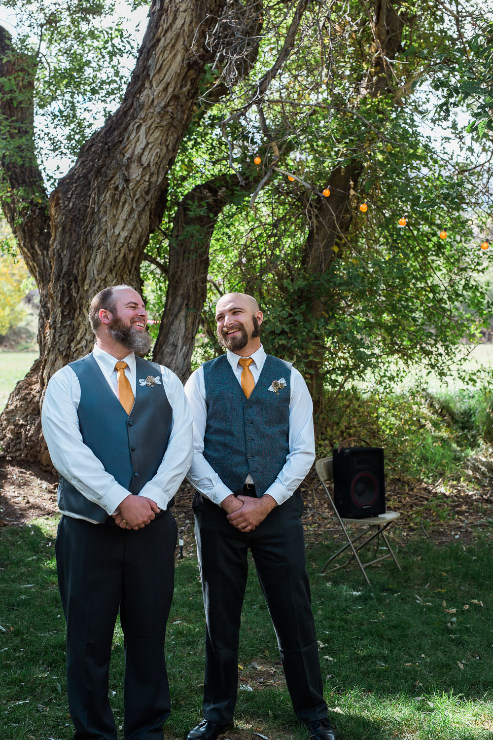 groomsmen attire ideas utah mountain wedding