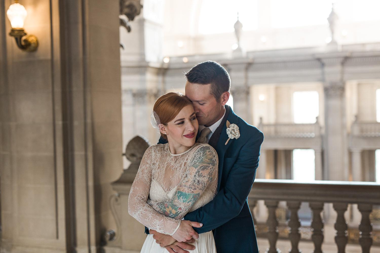 Intimate elopement wedding photographers