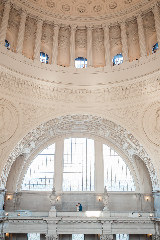Epic San Francisco City Hall Elopement picture