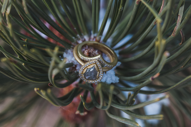 Metalmark house custom unique wedding jewelry Colorado