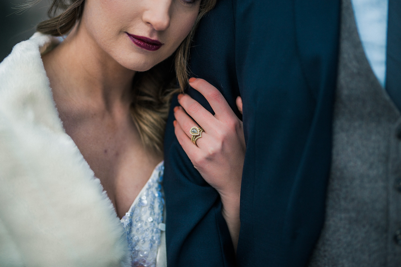 Metalmark custom local wedding jewelry Denver Colorado