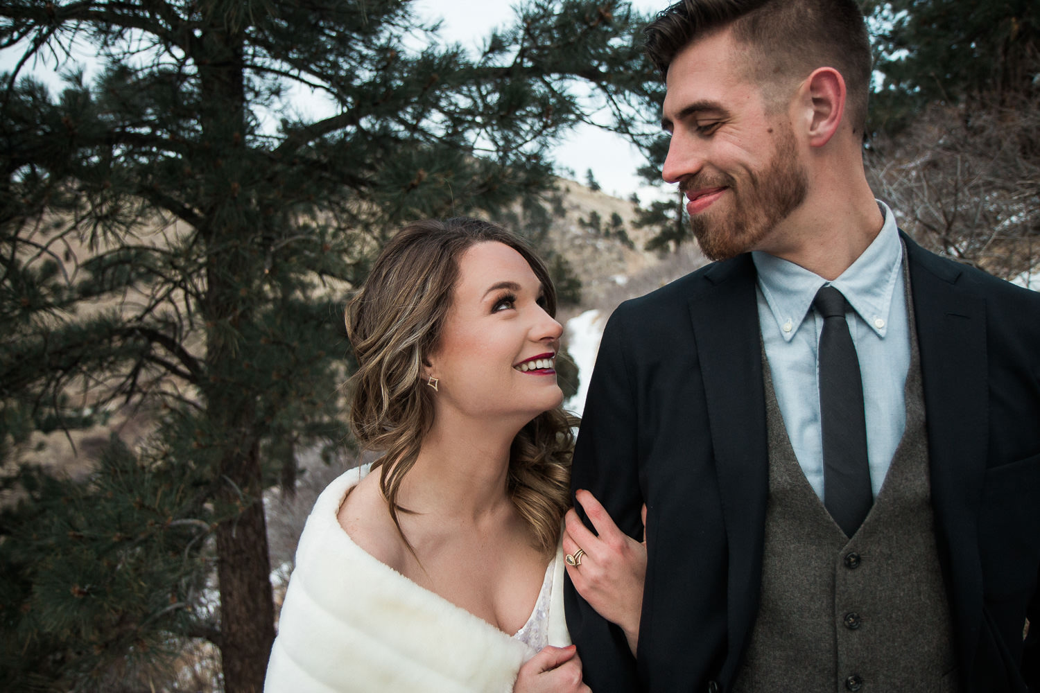 Elope in Rocky Mountains