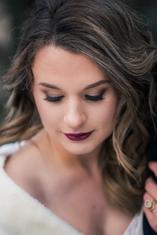Denver Colorado wedding hair and make up artist