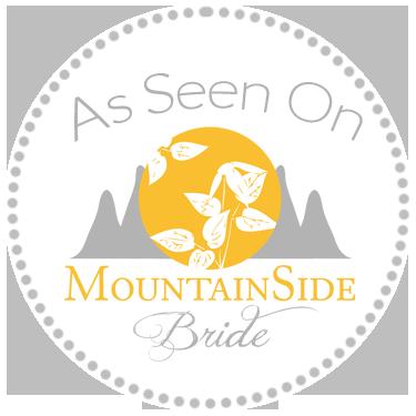 Mountainside Bride Featured Photographer Colorado Wedding