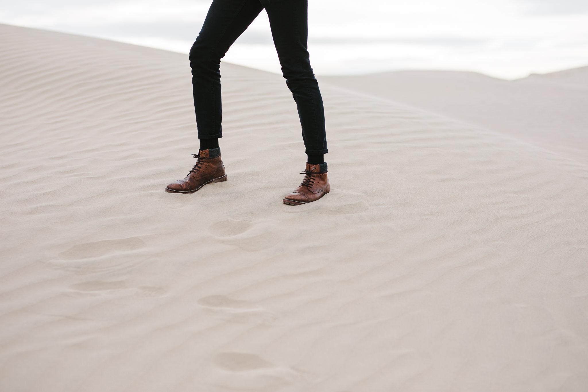 Adventure Bridals Little Sahara Sand Dunes Eureka Utah