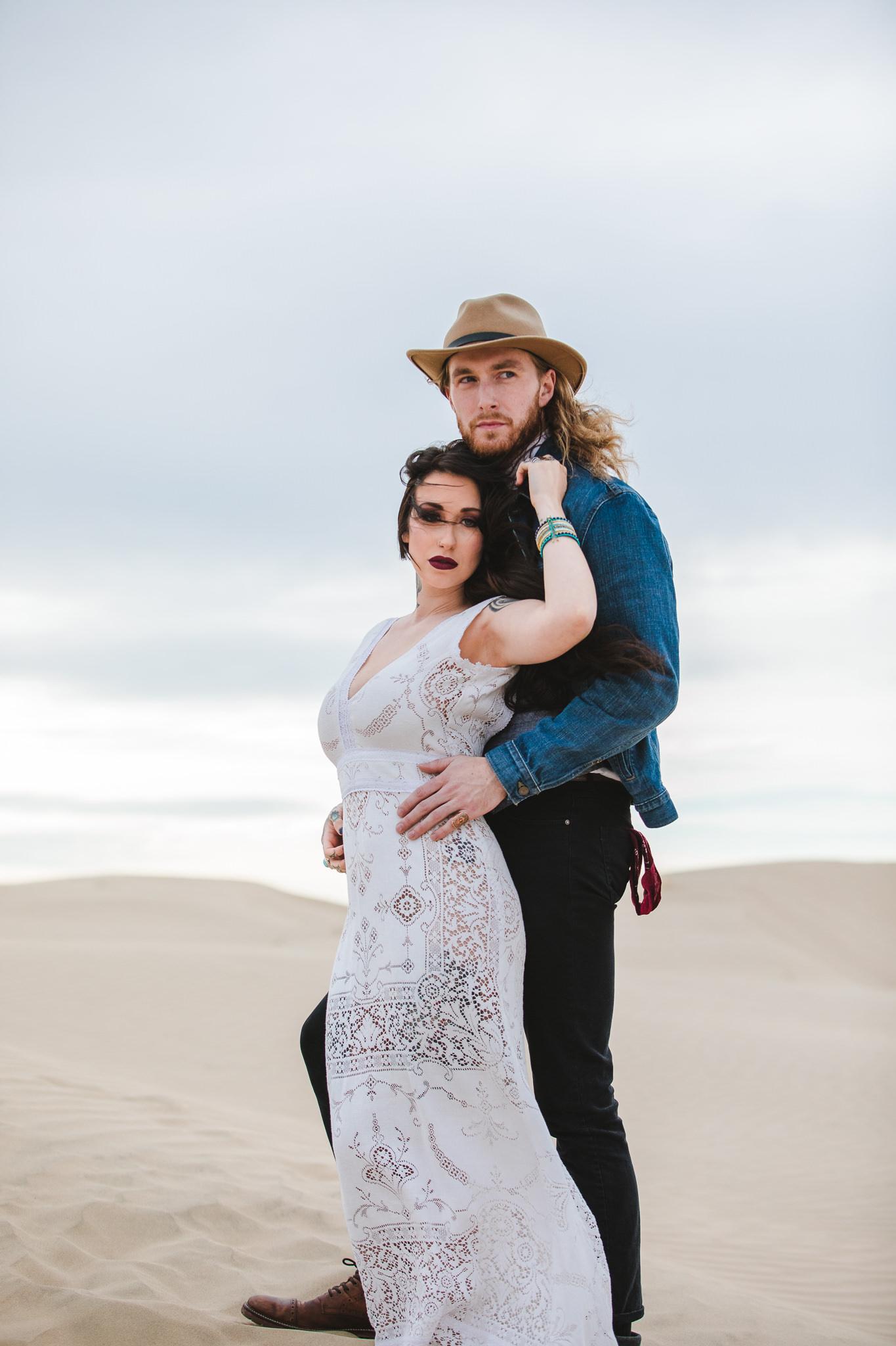 Indiana Jones Inspired Wedding Eureka Utah