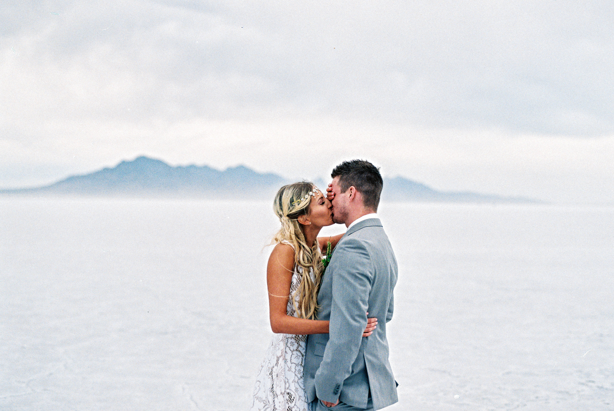 Utah husband and wife wedding photographers fine art film