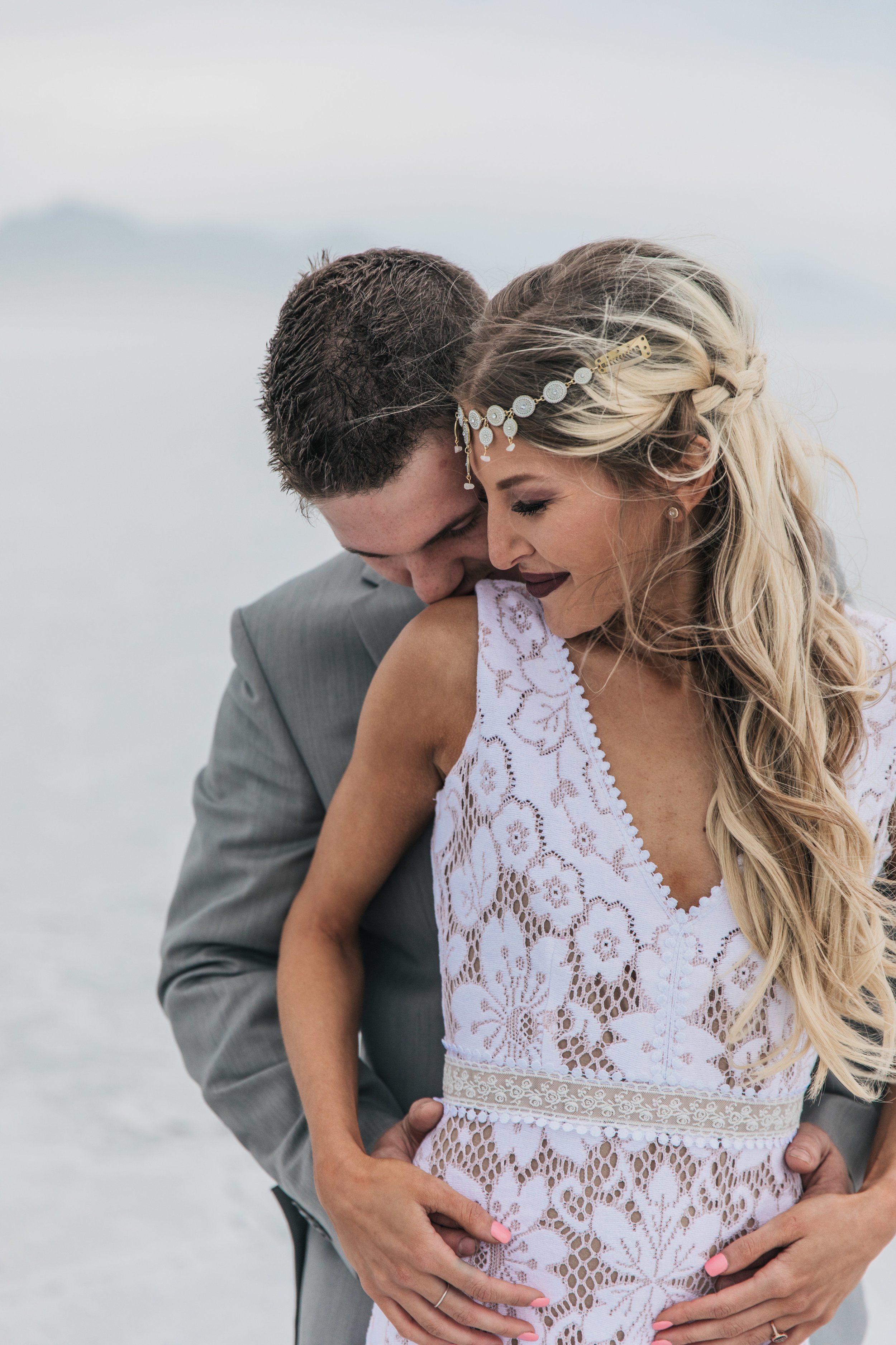 Intimate adventure wedding pictures Kyle Loves Tori Photography