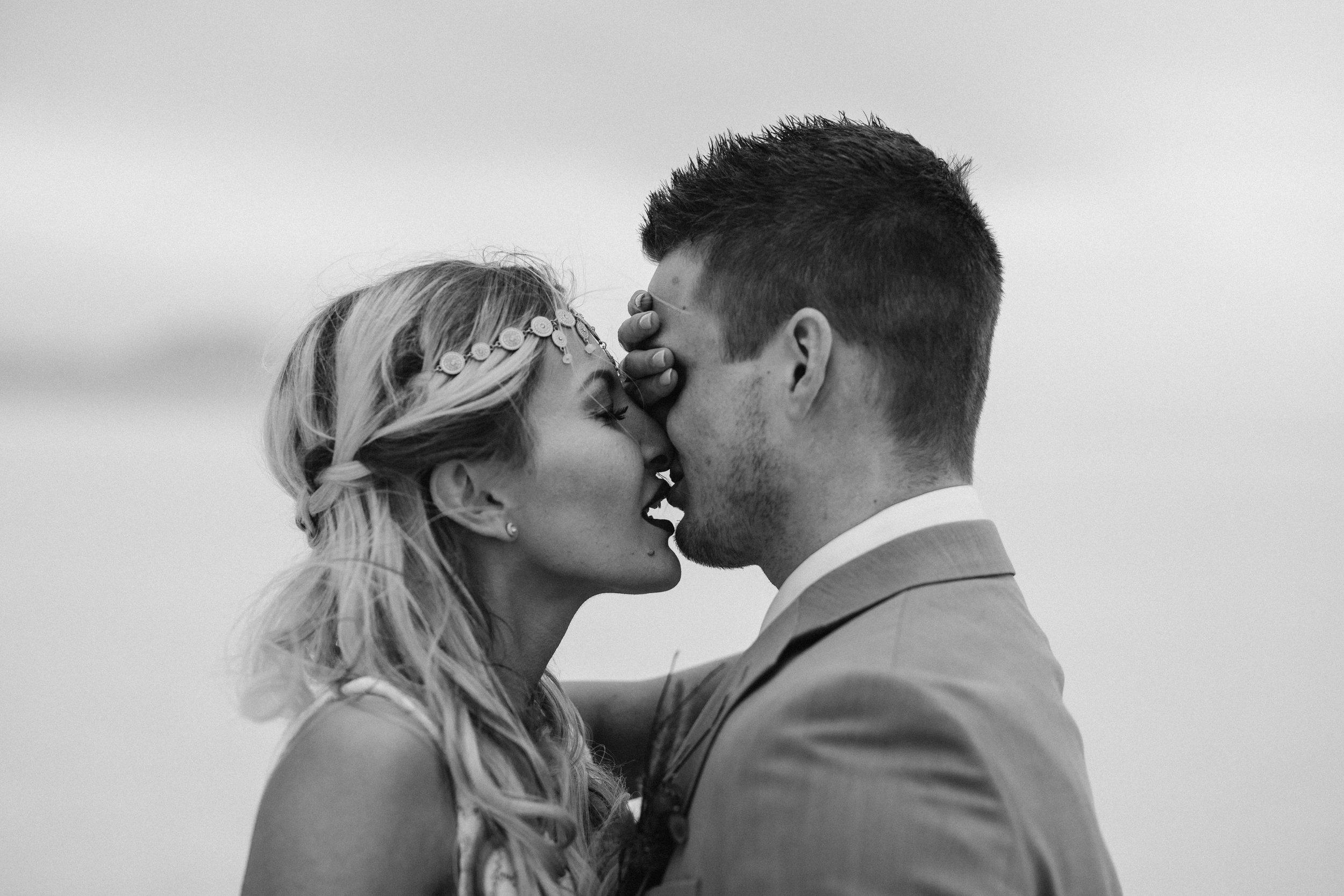 Kyle Loves Tori Photography fine art Adventure wedding photographers Salt Flats Speedway